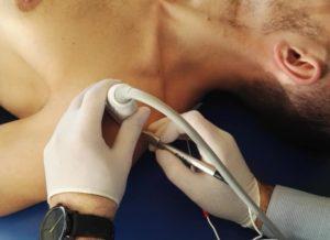 przezskórna eletroliza miesnia nadgrzebieniowego